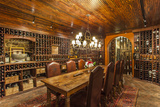 The Wine Cellar in the Antrim 1844  a Restored Plantation House in Maryland