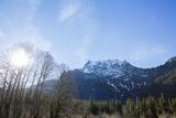The Big Four Mountain