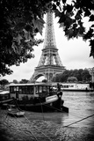 Paris sur Seine Collection - The Eiffel Tower and the Quays III