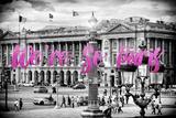Paris Fashion Series - We're So Paris - Place de la Concorde III