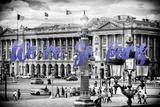 Paris Fashion Series - We're So Paris - Place de la Concorde II