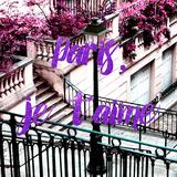 Paris Fashion Series - Paris  je t'aime - Stairs of Montmartre