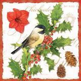 Holiday Birds I