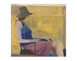 Seated Figure with Hat  1967