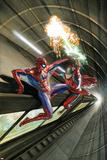 The Amazing Spider-Man No 10 Cover Art Featuring: Spider-Man  Scorpio