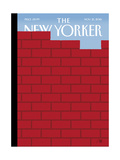 The New Yorker Cover - November 21  2016