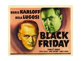 Bela Lugosi  Black Friday  1940