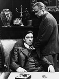 Al Pacino  Marlon Brando  the Godfather  1972