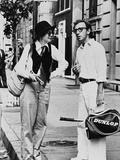 Woody Allen  Diane Keaton  Annie Hall  1977