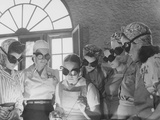 Women Learning War Work at a Vocational School in Central Florida Circa 1942