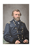 General Ulysses S Grant of the Union Army