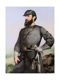 Three Quarter Length Portrait of General Thomas Stonewall Jackson