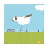 Stick-leg Goat II