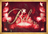 Believe Framed Art