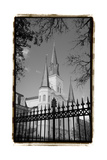 St Louis Cathedral  Jackson Square II