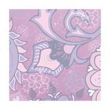 Paisley Blossom Pink III