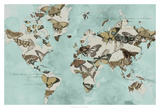 Migration of Butterflies