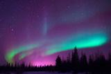 Northern Lights of Churchill  Manitoba