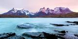 Cordillera Del Paine  Gigantic Granite Monoliths  Chile