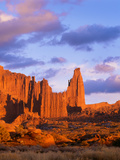 Fisher Towers at Sunset Blm (Southeast Utah)