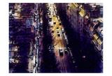 Distorted city scene 4