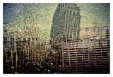 Distorted city scene 2