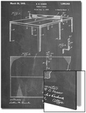 Ping Pong Table Patent