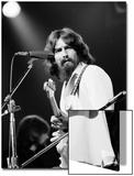 George Harrison Performing at a Rock Concert Benefiting Bangladesh  aka Kampuchea