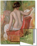 Nude in an Armchair  1900