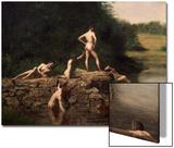 Swimming Hole  1885