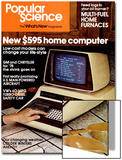 Front Cover of Popular Science Magazine: January 1  1970