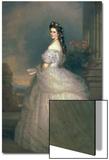 Elizabeth of Bavaria (1837-98)  Empress of Austria  Wife of Emperor Franz Joseph (1830-1916)