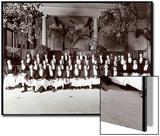 Waiters at Hotel Delmonico  1902