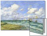 Marine Scene  1894
