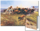 The Buffalo Hunt No 39