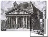 Pantheon of Agrippa  Rome
