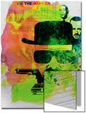 Heisenberg Watercolor