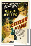 "American  1941  ""Citizen Kane"" Directed by Orson Welles"