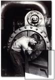 Powerhouse Mechanic  C1924; 1930S