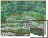 The Japanese Footbridge  1899