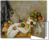 Curtain  Jug and Bowl of Fruit  1893-1894