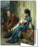 Les Saltimbanques  1874