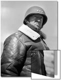 General George S Patton During World War II