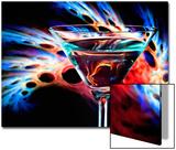 The Bar at the End of the Universe 1 Acrylique par Ursula Abresch