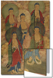 A Very Rare Buddhist Votive Painting  Dated Wanli 19th Year