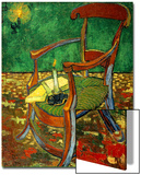 Gauguin's Chair (With Candle)  1888