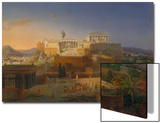 The Acropolis of Athens  1846
