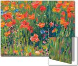 Poppies  1888