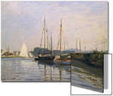 Sailing Boats  Argenteuil  about 1872/73