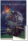 World's Fair: New York World's Fair 1964-1965 Acrylique